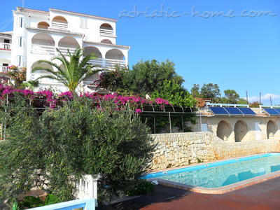 Apartments Apartment with a beautiful sea MacAdams Novalja island Pag, Pag, Croatia - photo 1