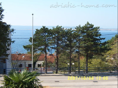 Appartements Dramalj - Crikvenica 01, Crikvenica, Croatie - photo 4