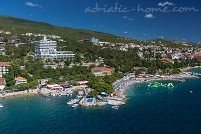 Appartements Dramalj - Crikvenica 01, Crikvenica, Croatie - photo 12