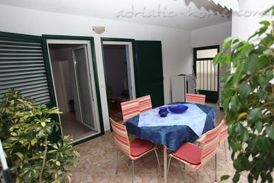 Leiligheter Comfort Apartment with Terrace (4 - 5 Adults), Makarska, Kroatia - bilde 4