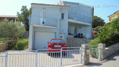 Villa FAMILY HOUSE, Krk, Croatia - photo 1