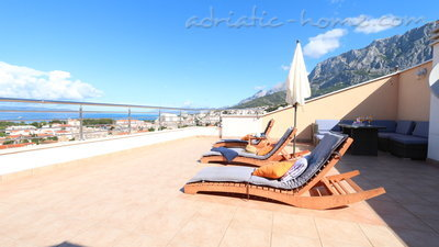 Apartments Villa Flamingo 2-5 person 100m from center, Makarska, Croatia - photo 13