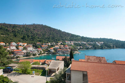 Apartmány VILLA LAGARRELAX 0 Great for couple or friends, Korčula, Chorvatsko - fotografie 4