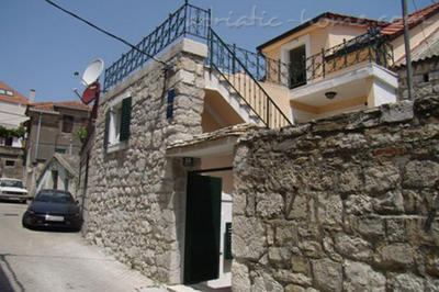Rom TerraMaris Room Accommodation, Split, Kroatia - bilde 1