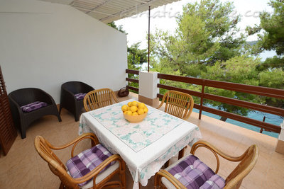 Appartements LJILJANA - Rozi, Korčula, Croatie - photo 1