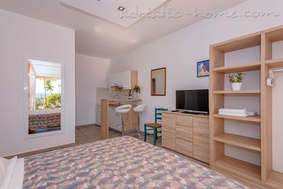 Studio apartment STELLA MARE- ARGOLA, Hvar, Croatia - photo 2