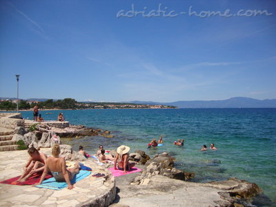 Apartments ATRIUM I-beach 50 meters, Krk, Croatia - photo 9