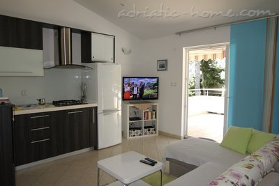 Apartments ATRIUM II-beach 50 meters, Krk, Croatia - photo 1