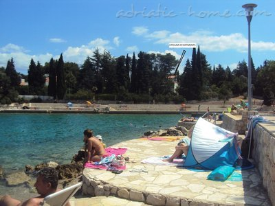 Apartments ATRIUM II-beach 50 meters, Krk, Croatia - photo 15