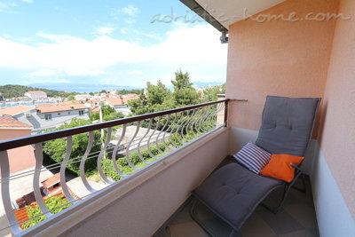 Ferienwohnungen Villa Flamingo 2-5 person 100m center Seaview, Makarska, Kroatien - Foto 12
