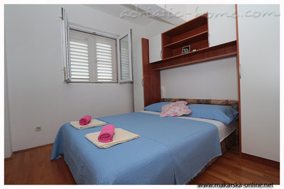 Apartments 2-5 person 100m from beach, Makarska, Croatia - photo 3