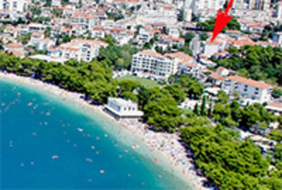 Apartments Centar 100m beach, Makarska, Croatia - photo 1