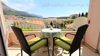 Apartments 2-5 person 100m from beach, Makarska, Croatia - photo 7
