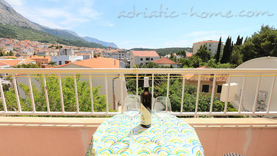 Apartments 2-5 person 100m from beach, Makarska, Croatia - photo 8