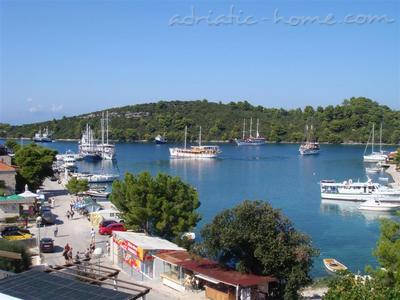 Appartements SLAVICA STRAŽIČIĆ III, Mljet, Croatie - photo 1