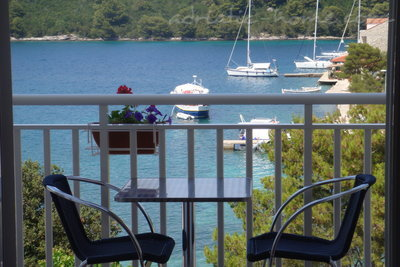 Appartements SLAVICA STRAŽIČIĆ III, Mljet, Croatie - photo 2