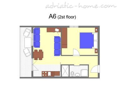 Appartements SOLDIĆ VI, Ražanj, Croatie - photo 2