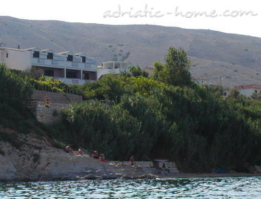 Apartments BARBARA III, Pag, Croatia - photo 1