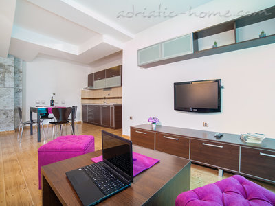 Apartments RAYMOND-One bedroom apartments with balcony, Sveti Stefan, Montenegro - photo 3