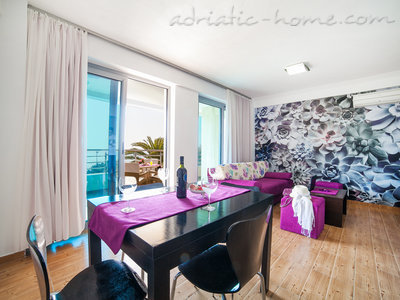 Appartementen RAYMOND-One bedroom apartments with sea view, Pržno, Montenegro - foto 4