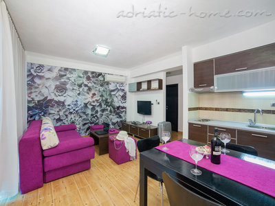 Appartementen RAYMOND-One bedroom apartments with sea view, Pržno, Montenegro - foto 6