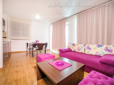 Appartementen RAYMOND-One bedroom apartments with sea view, Pržno, Montenegro - foto 5