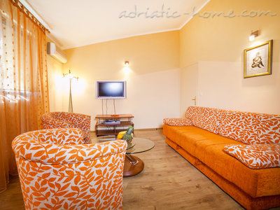 Apartmány RAYMOND-Two bedroom apartments with sea view, Pržno, Čierna Hora - fotografie 3