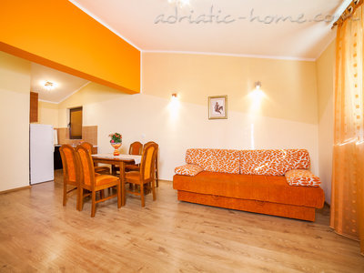 Apartmány RAYMOND-Two bedroom apartments with sea view, Pržno, Čierna Hora - fotografie 5