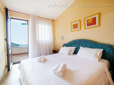 Apartmány RAYMOND-Two bedroom apartments with sea view, Pržno, Čierna Hora - fotografie 8