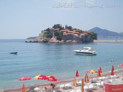 Apartment SECRET GARDEN, Sveti Stefan, Montenegro - photo 8