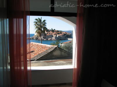 Apartment SECRET GARDEN, Sveti Stefan, Montenegro - photo 2