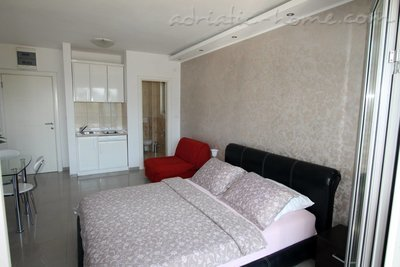 Studio apartment MONTESUN RESIDENCE III, Herceg Novi, Montenegro - photo 5