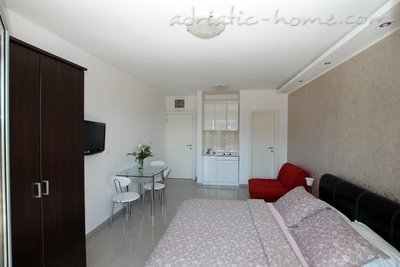 Studio apartment MONTESUN RESIDENCE III, Herceg Novi, Montenegro - photo 6