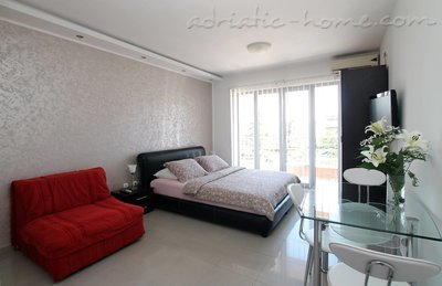 Studio apartment MONTESUN RESIDENCE III, Herceg Novi, Montenegro - photo 7