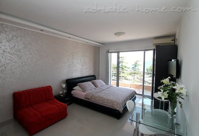 Studio apartment MONTESUN RESIDENCE III, Herceg Novi, Montenegro - photo 4