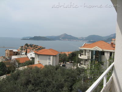 Studio apartment & restaurant ŠUMET III, Sveti Stefan, Montenegro - photo 6