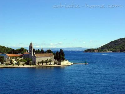 "Studio apartment ""Salvia"" - VILLA NONNA, Vis, Croatia - photo 10"