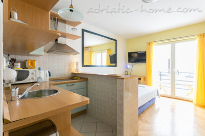 Studio apartma NEMO the King of the Beach, Dubrovnik, Hrvaška - fotografija 5