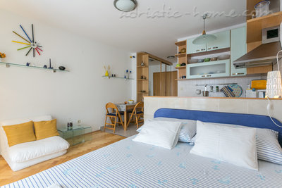 Studio apartma NEMO the King of the Beach, Dubrovnik, Hrvaška - fotografija 9