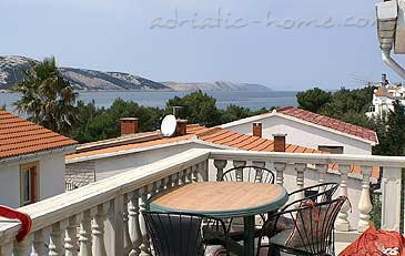 Apartments LACI V, Pag, Croatia - photo 1