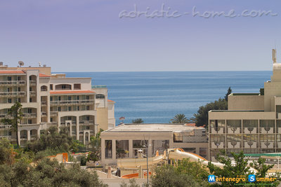"Apartments THREEBEDROOM COMFORT APARTMENT ""SOFIJA""WITH SEA VIEW, Budva, Montenegro - photo 14"