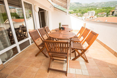 "Apartments THREEBEDROOM COMFORT APARTMENT ""SOFIJA""WITH SEA VIEW, Budva, Montenegro - photo 7"