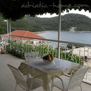 Studio apartment PAVLIĆ MLJET II, Mljet, Croatia - photo 1