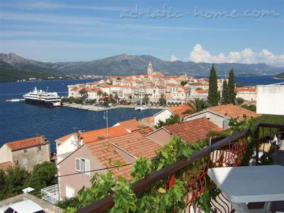 Appartements ADRIATIC II, Korčula, Croatie - photo 1