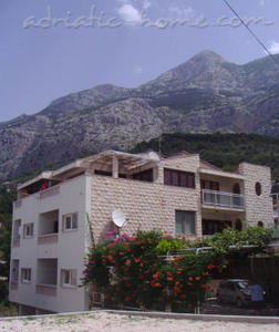 Studio apartment Villa MAKARANA, Makarska, Croatia - photo 12