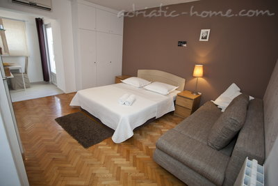 Studio apartment Villa MAKARANA II, Makarska, Croatia - photo 5