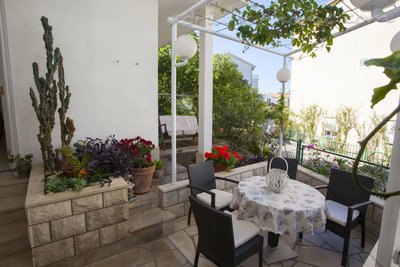 Apartamentos Comfort Apartment with Terrace (5 - 6 Adults), Makarska, Croácia - foto 14