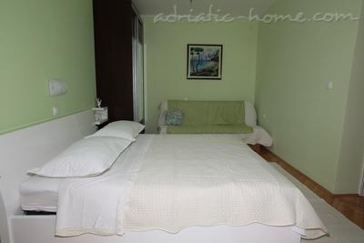 Leiligheter Apartment with Sea View (3 Adults), Makarska, Kroatia - bilde 2