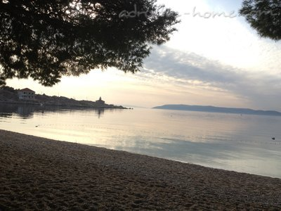 Leiligheter Apartment with Balcony and Sea View (3 Adults), Makarska, Kroatia - bilde 10