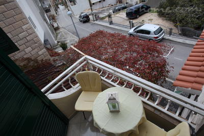 Апартаменты Studio Apartment with Balcony and Sea View (2 Adults), Makarska, Хорватия - фото 6